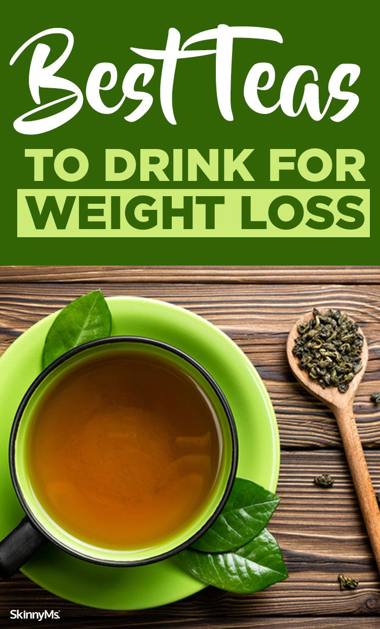 Best Teas to Drink for Weight Loss advise