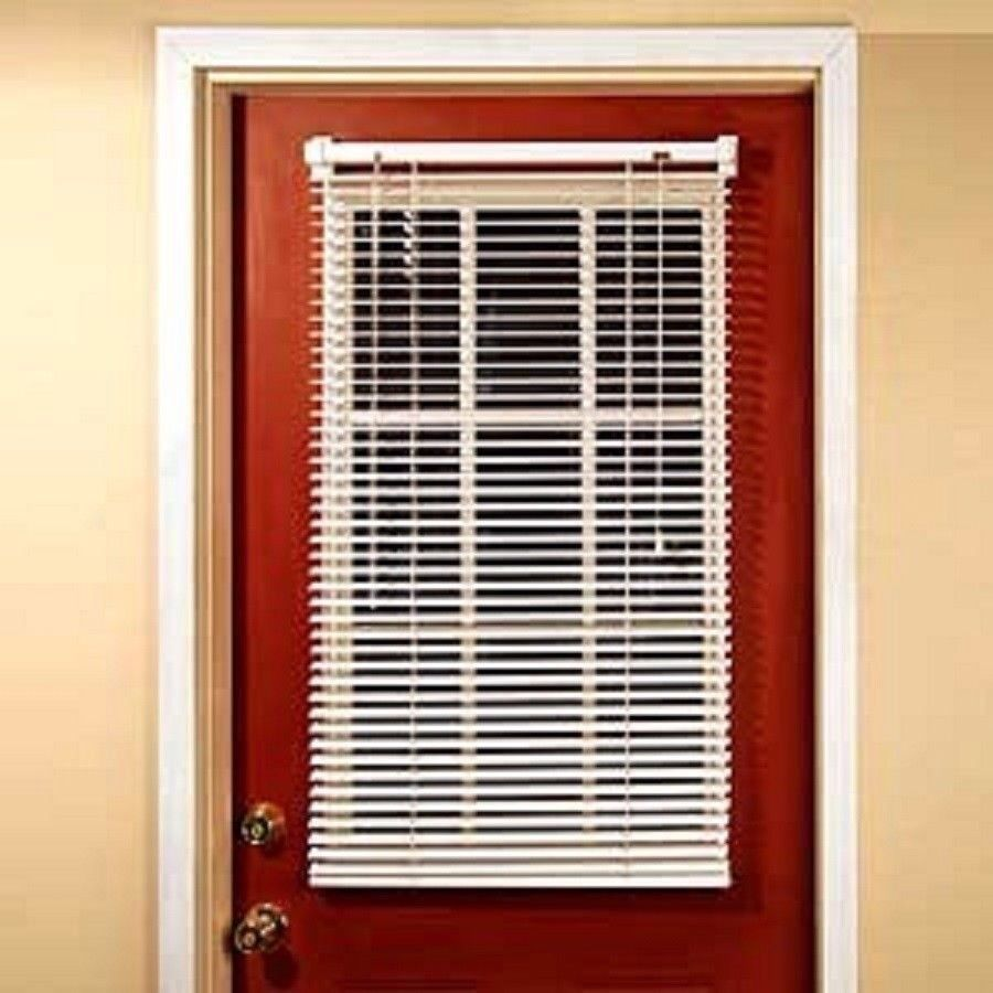 Magnetic Blinds Small 25 X 40 Easy Instal Door Or Window Mini Blinds Blinds Magnetic Blinds