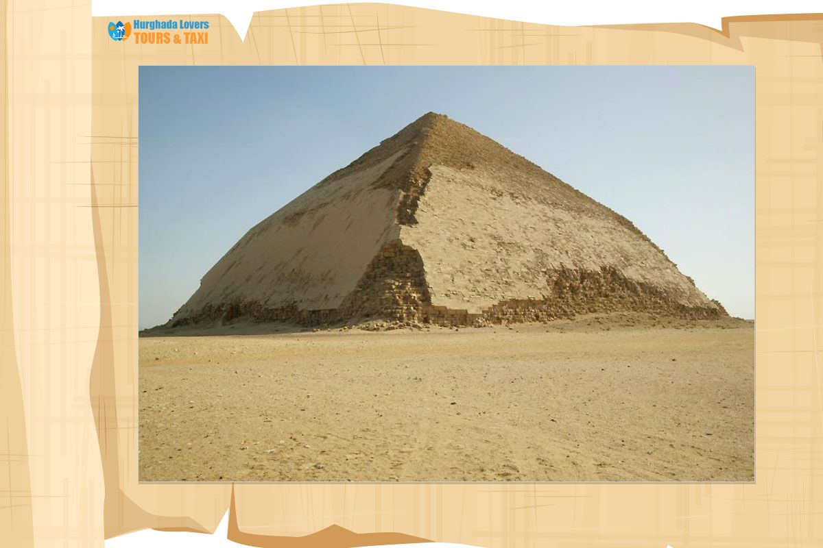 هرم سنفرو المائل تاريخ انشاء أقدم اهرامات مصر القديمة في عهد الملك سنفرو بالأسرة الرابعة اسرار بناء الهرم وما هي التقنيات المستخدم Egypt Travel Pyramids Egypt