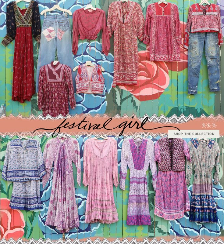 Vintage Women's Clothing – Women's Vintage Clothes at Free People