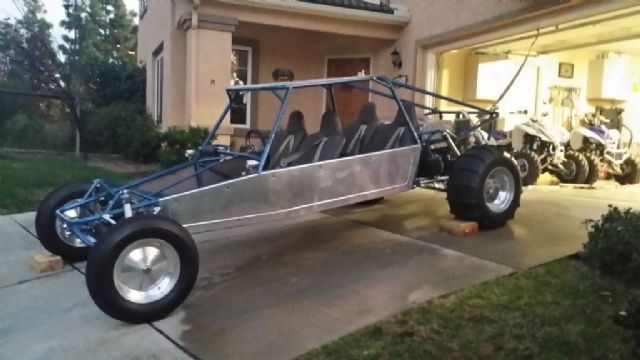 2001 sandrails custom built sand rail aluminumblue frame for sale in escondido