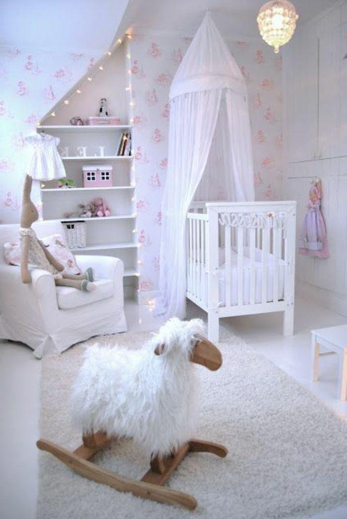 ▷ 1001+ Ideen Für Babyzimmer Mädchen | Pinterest | Schrank Schubladen, Weiße  Einrichtungen Und Kinderzimmer Gestalten