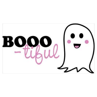 Boo-tiful Ghost