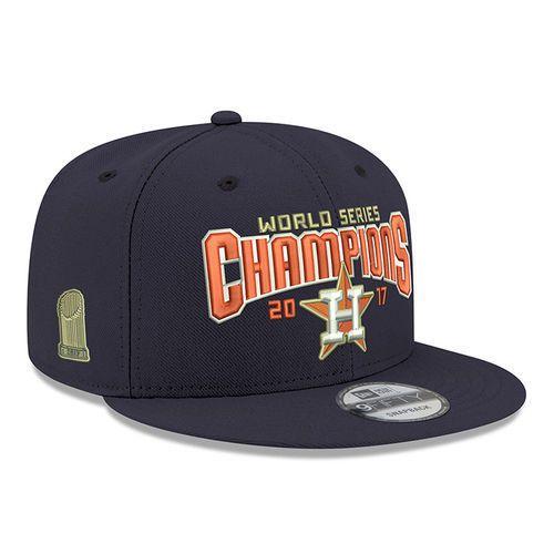 size 40 13ec0 f8618 Houston Astros New Era MLB 2017 World Series Champions Snapback 9Fifty  Headwear  NewEra  HoustonAstros