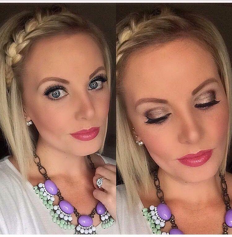 Instagram laura_ashley30 #wetnwildbeauty #sleekmakeup #covergirlmade #mnyitlook #PalladioBeauty #elfbeautysquad #nyxcosmetics