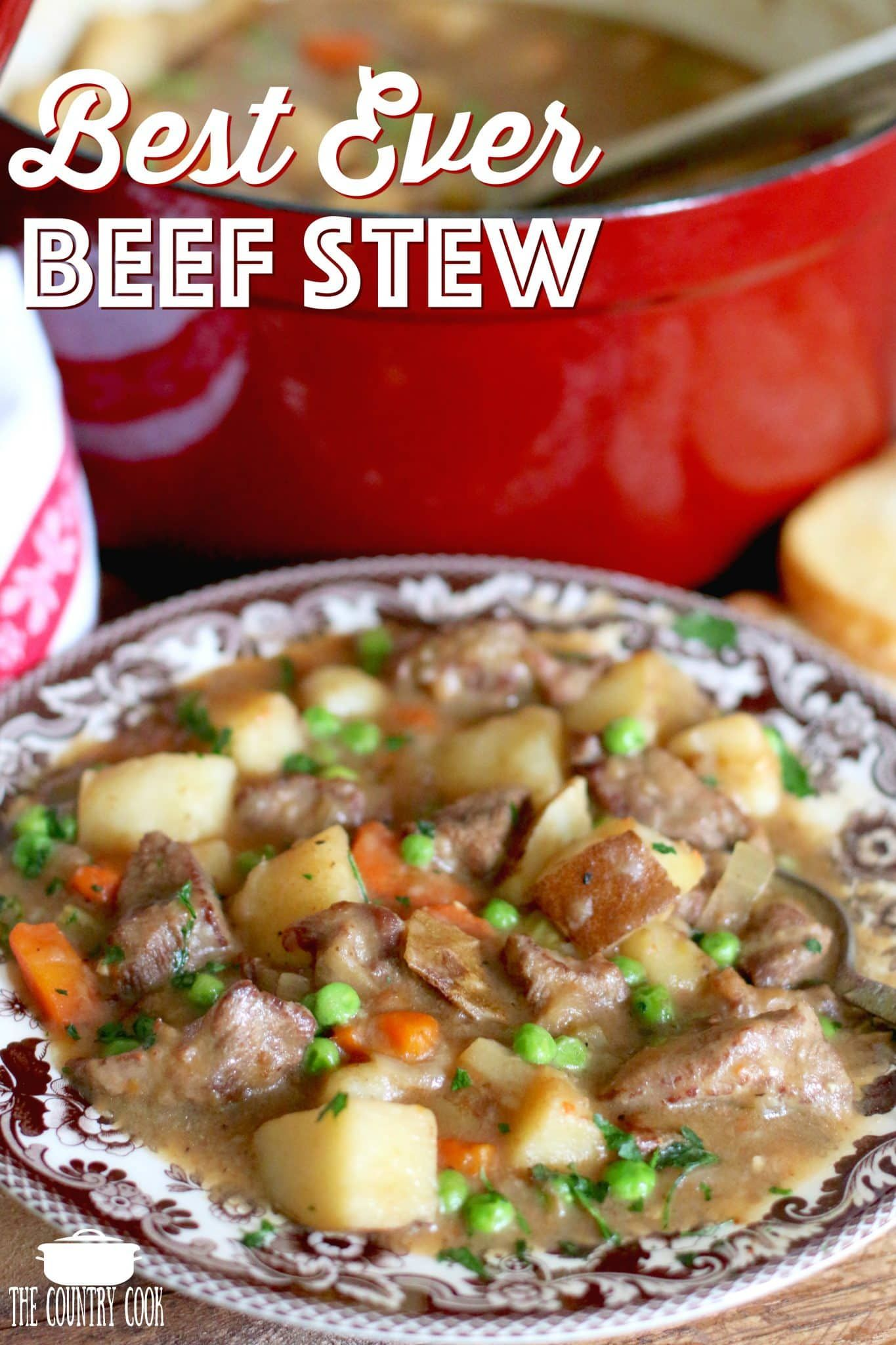 One Pot Best Ever Beef Stew Recipe With Images Beef Stew Recipe Homemade Beef Stew Homemade Beef Stew Recipes