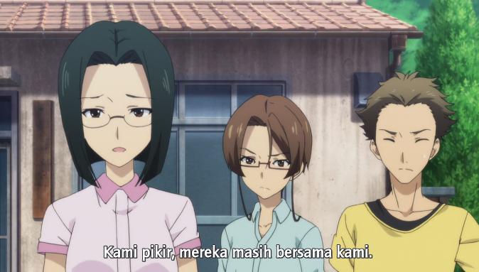 Mayoiga Episode 3 subtitle Indonesia, download mayoiga