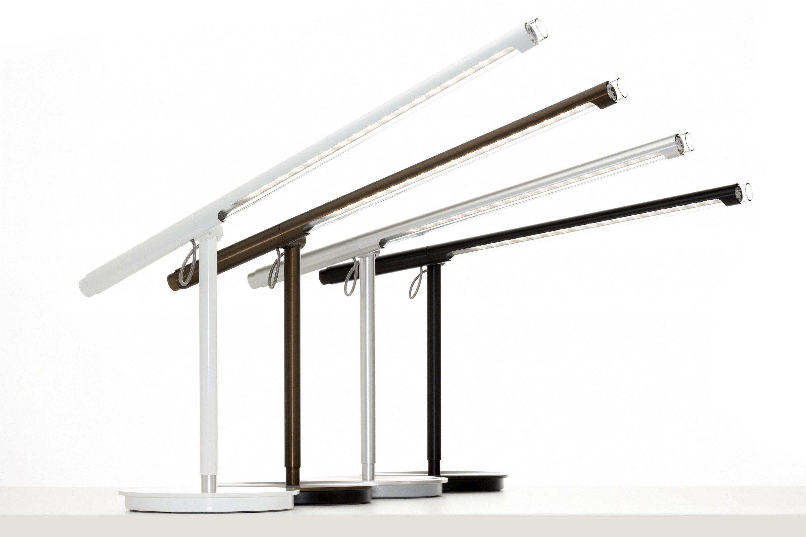 Design House Stockholm Brazo Table Lamp Black