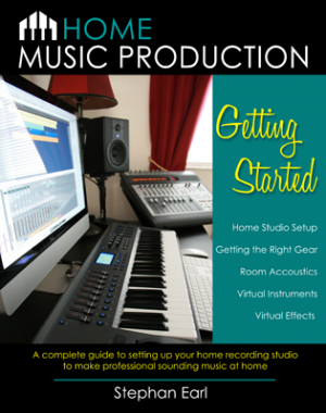 Home Recording Studio Ebook