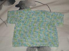 Ravelry: Baby Boy T-Shirt pattern by Kelly Kearney