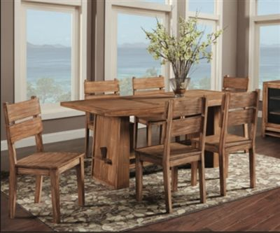 Rustic Real Wood Reclaimed Dining Chair Or Bar Stool With Barn Look And No Assembly Required Kitchen Table