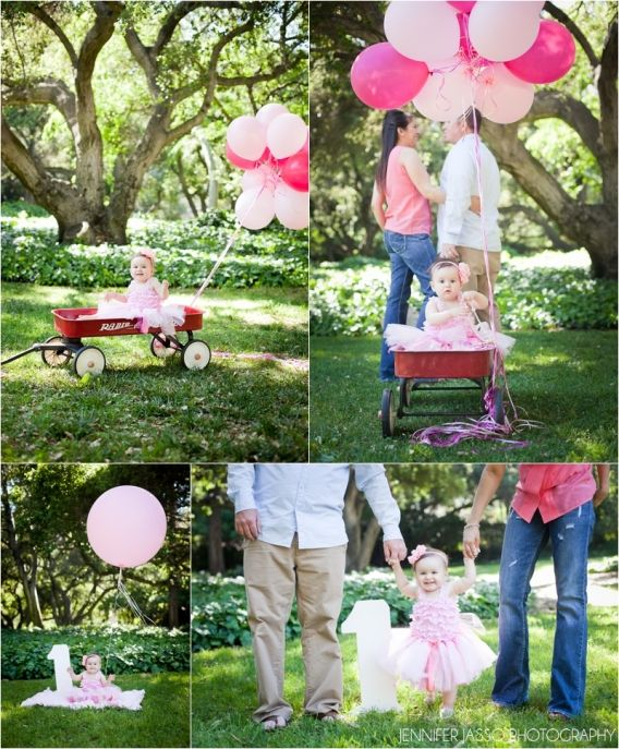 Recently one of my favorite little girls turned one year old. Her mom is a super party planner and came up with some amazing ideas for her photo session. There were balloons, pearls, pink ruffles and of course cake. We had such a good time and Giada was a trooper. I love watching her grow!