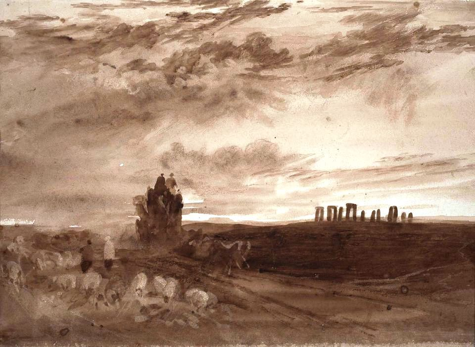 Image result for free images paintings and artwork of Stonehenge Pinterest