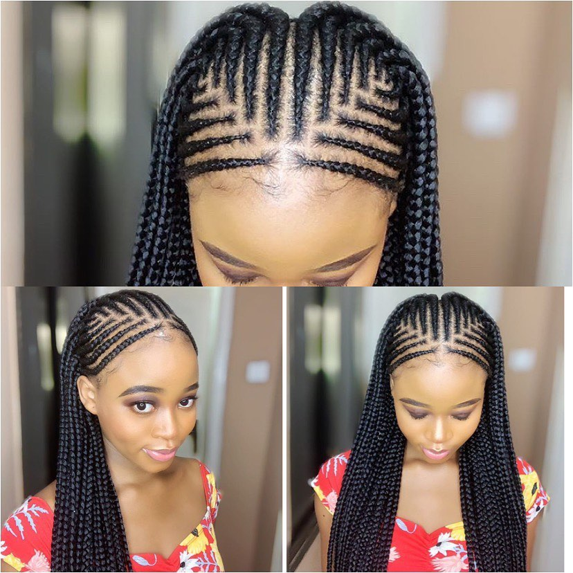 19 Hottest Ghana Braids Ideas For 2021 In 2021 Latest Braided Hairstyles Hair Twist Styles Braided Hairstyles