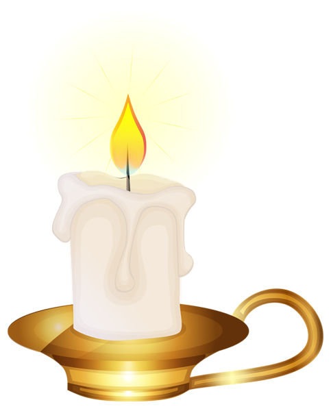 Vintage Candle Png Clip Art Image Candle Clipart Vintage Candles Clip Art