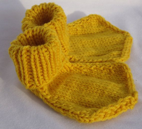 Baby Socks Duck Style Newborn Size in Superwash Wool on Etsy, $16.39 AUD