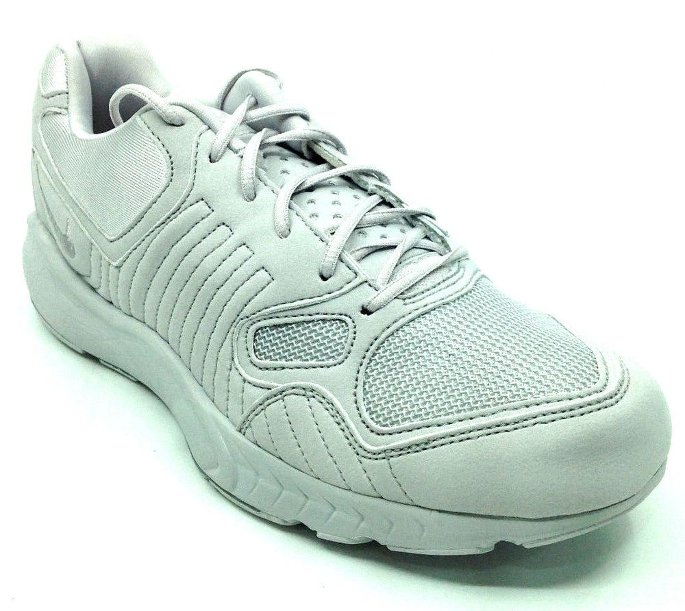 reputable site f2f54 d2c18 Nike Air Zoom Talaria Mens Sneaker Wolf GreyPlatinum-White 844695-003 Size