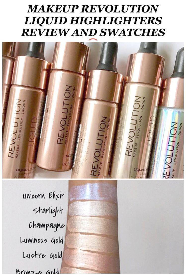 Makeup Revolution Primer via Makeup Revolution Iconic