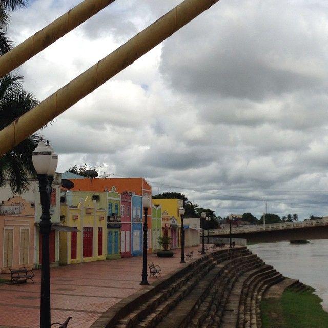 Centro antigo de Rio Branco