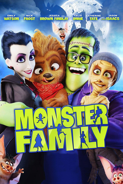 Monster Family Film per bambini, Film online e Film