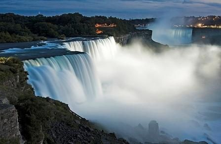 The Falls Which Straddle The U S Canadian Border Have Been A Tourist Mecca Since The Mid 19th Century Niagara Falls Vacation Places To Travel Niagara Falls