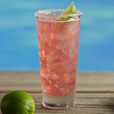 Cool down this summer with a tropical drink! Try this Pink Cadillac recipe we know you'll love!