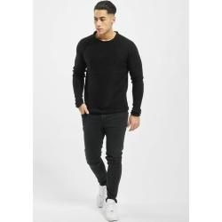 Photo of Urban Classics Pullover Männer Raglan Wideneck in schwarz Urban Classics
