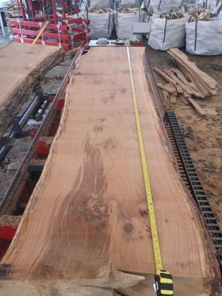waney edge Timber slabs and Boards Live edge.