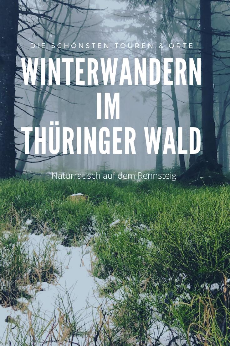 Der Rennsteig Im Winter Drei Besondere Highlights In 2020 Urlaub In Thuringen Rennsteig Reisen