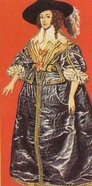 Tudor and Stewart Fashion and Clothing | anglija 17 amzius