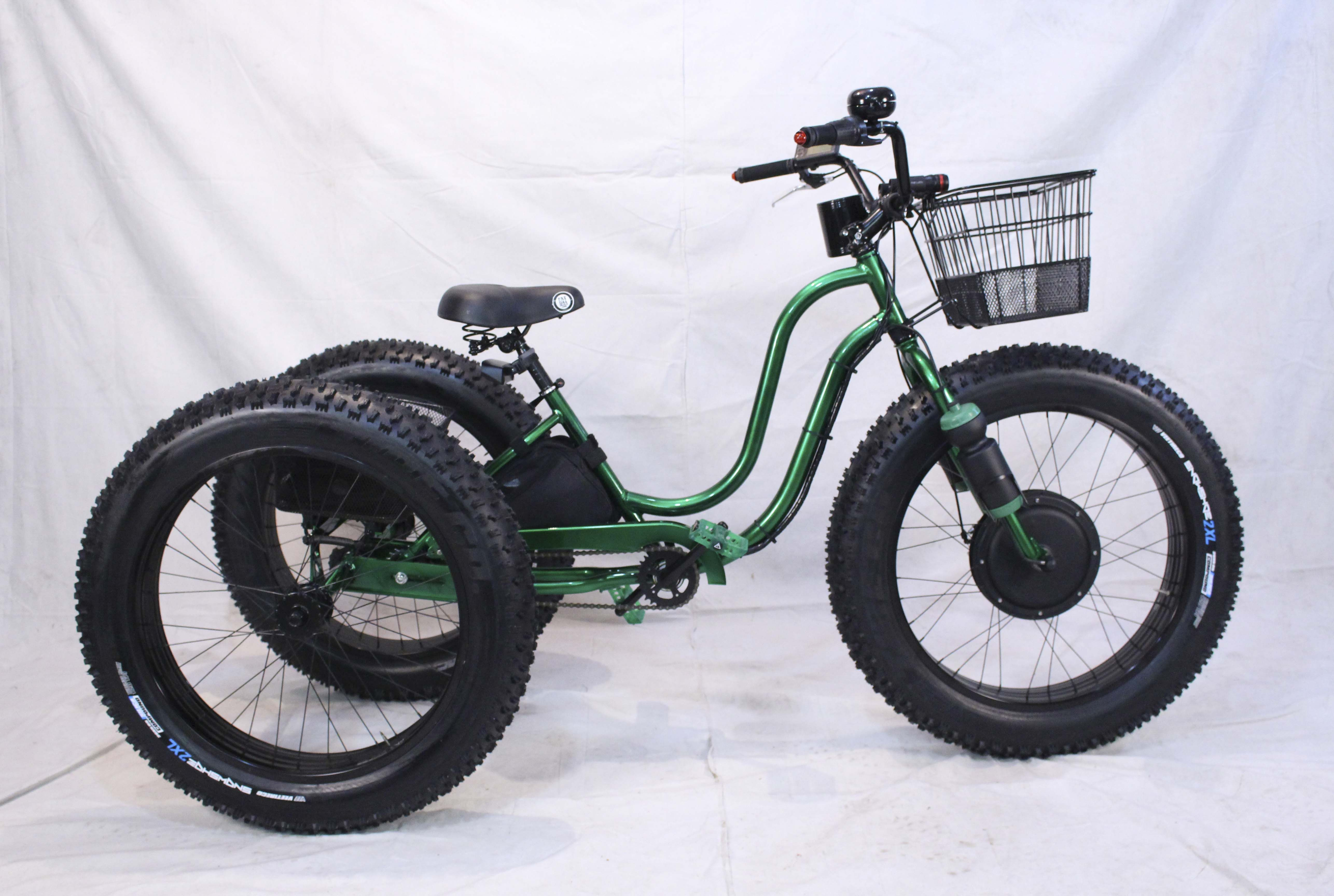 Really. motors for three wheel adult trike excellent idea