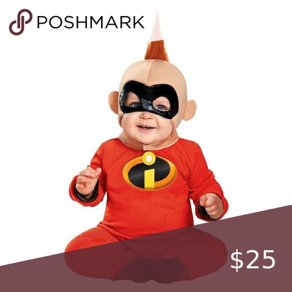 5 25 Incredibles Baby Jack Jack Halloween Costum Deluxe Halloween Costumes Kids Costumes The Incredibles