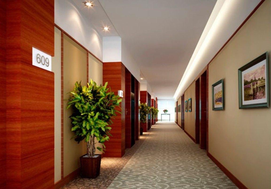 Hotel corridor wall 1154 803 corridor for Hotel corridor decor
