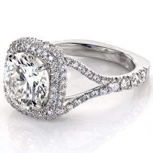 Design 2653 - Halo Engagement Rings - Knox Jewelers - Image for Design 2653