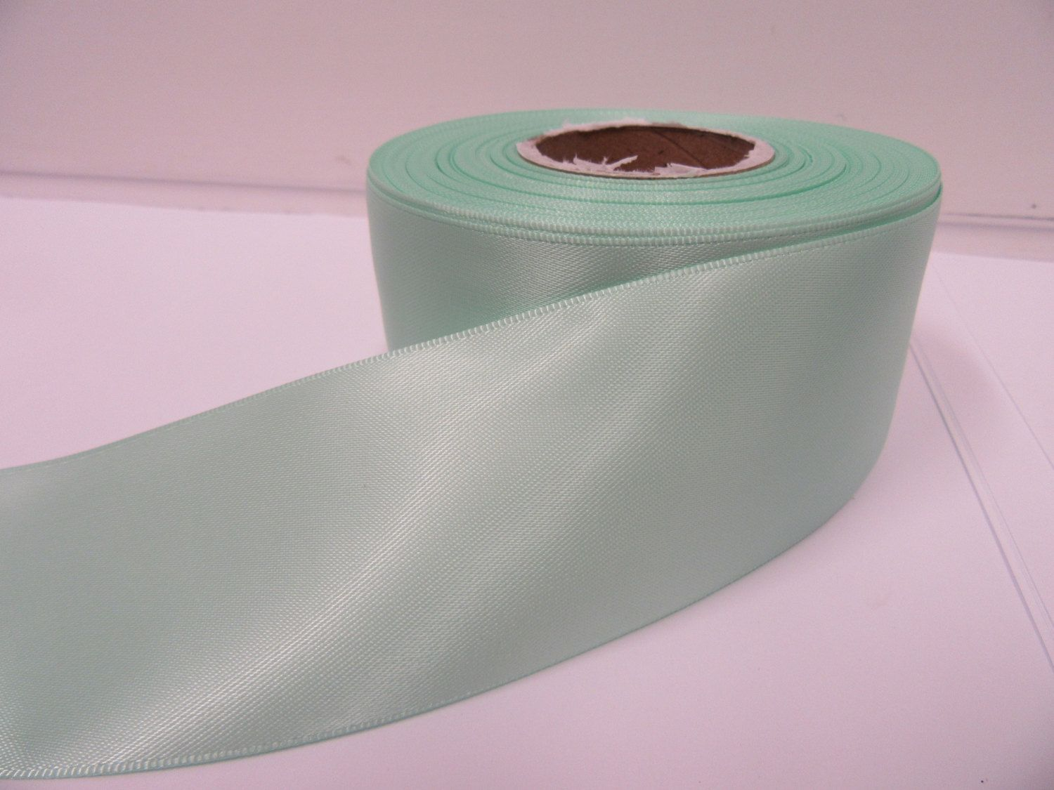 3mm 7mm 10mm 15mm 25mm 38mm 50mm Rolls Dark Mint Green Satin Ribbon 2 10 Or 25 Metres Double Sided By Beautifulribbon1 On Etsy