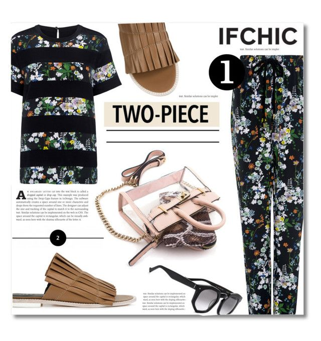 """IFCHIC"" by dolly-valkyrie ❤ liked on Polyvore featuring Markus Lupfer, TIBI, Mohzy, Grey Ant, ifchic and ifhic"