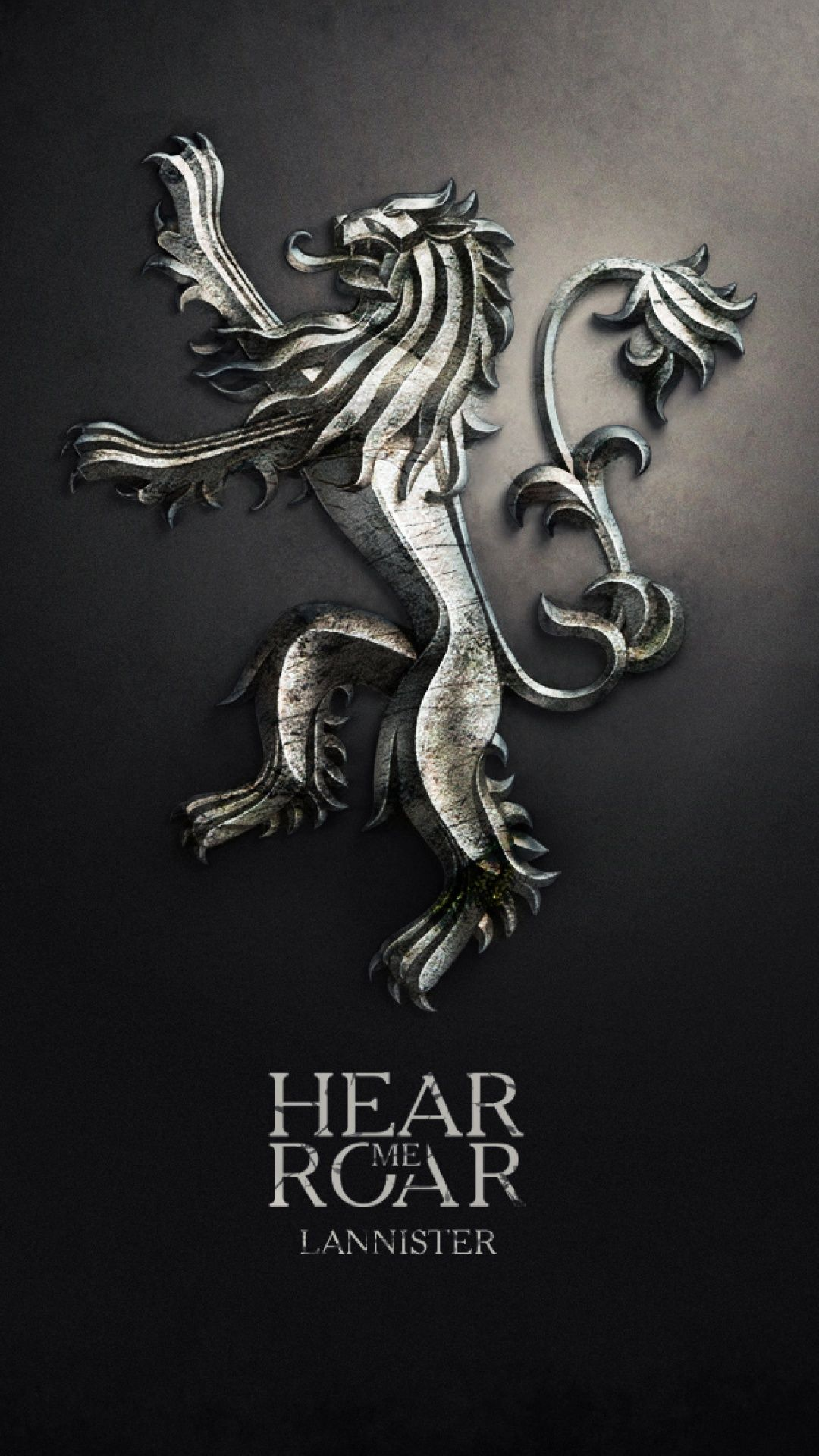 Ecoutez Moi Rugir Lannister