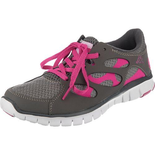 #KAPPA #Damen #Fox #Sneakers #grau - Die Kappa Sneakers FOX werden von…
