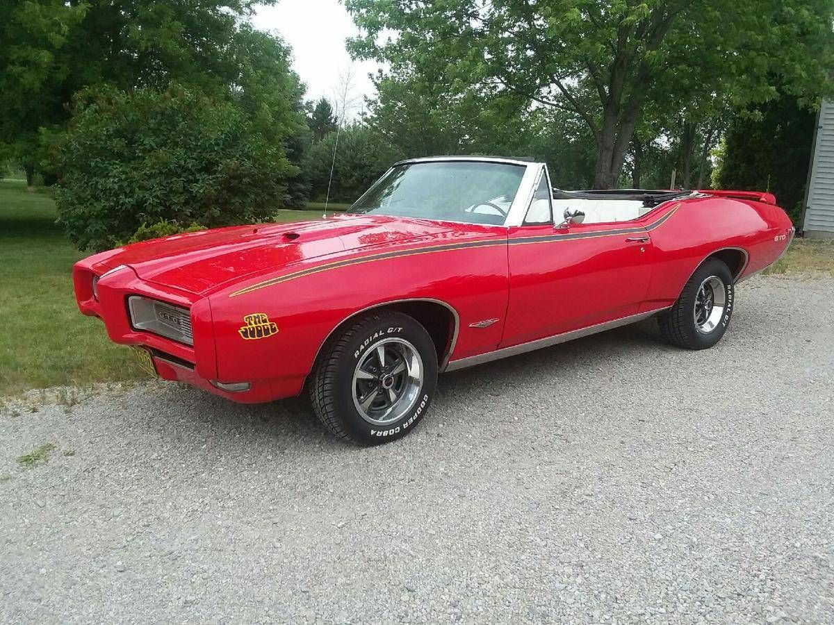 1968 Pontiac Gto Judge 1968 Pontiac Gto Pontiac Gto Pontiac