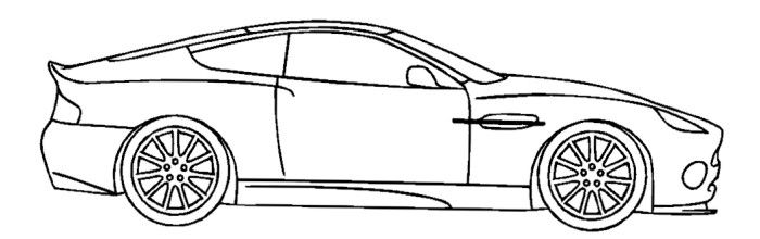 acura coloring pages - acura sport racing coloring page acura pinterest
