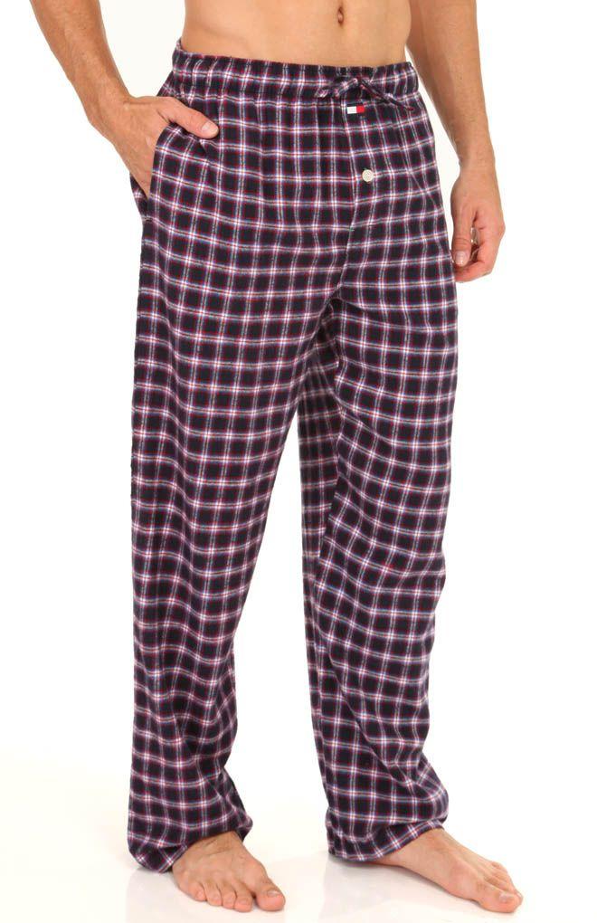 127af9c2d9 Tommy Hilfiger Flannel Sleep Pant 09T1042 - Tommy Hilfiger Sleepwear ...
