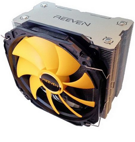 Reeven Ouranos Rc 1401 Cpu Cooler Review Cooler Reviews Cooler