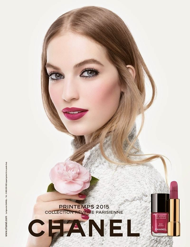 Chanel Reverie Parisienne Spring 2015 Makeup Collection