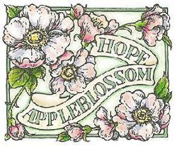 Hope - Apple Blossom 1997 Stamp Keyword Search at PBStamps.com