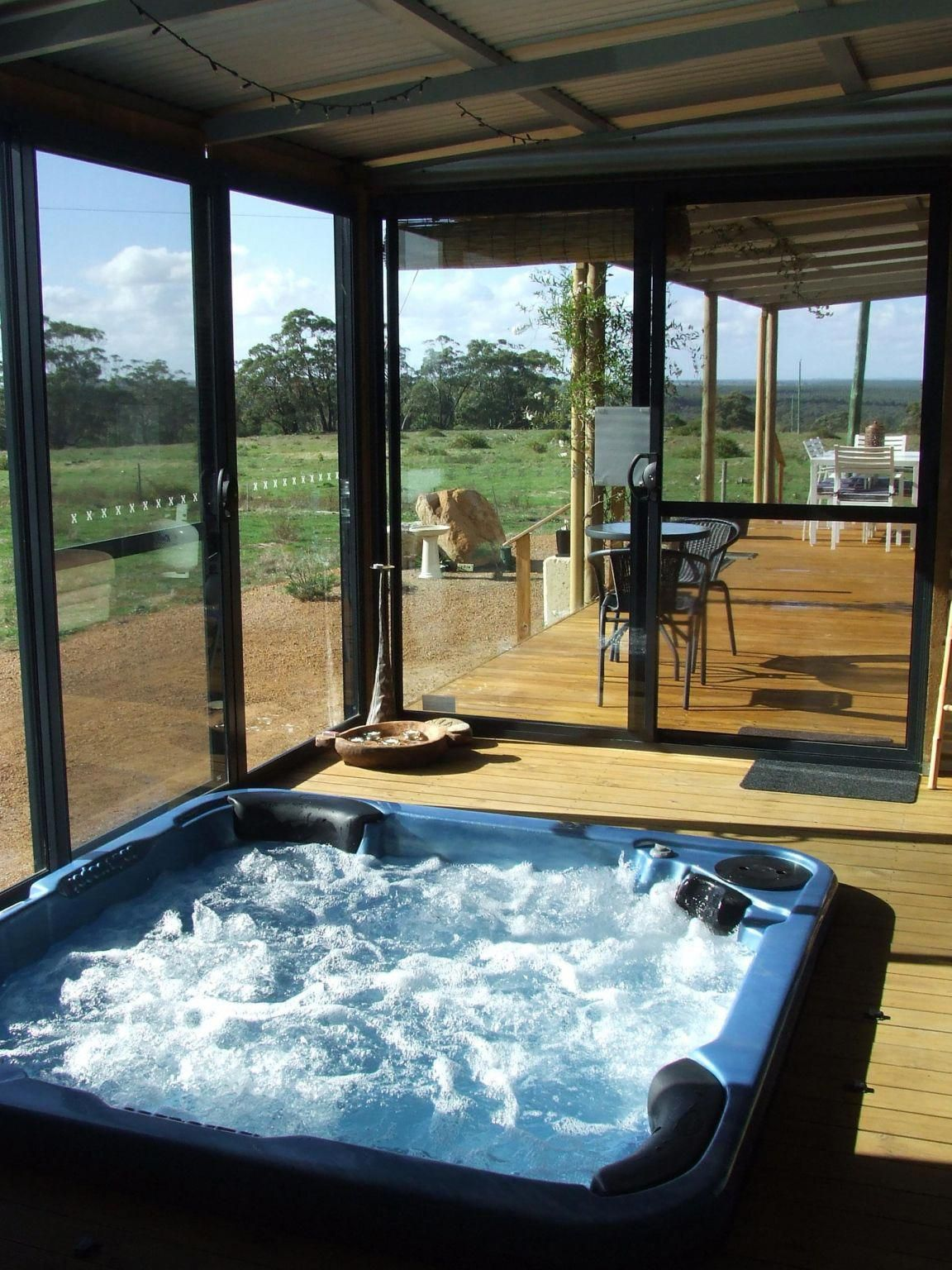 Pin By Patrick Hager On Best Backyard Hottubs Indoor Hot Tub Hot Tub Room Hot Tub