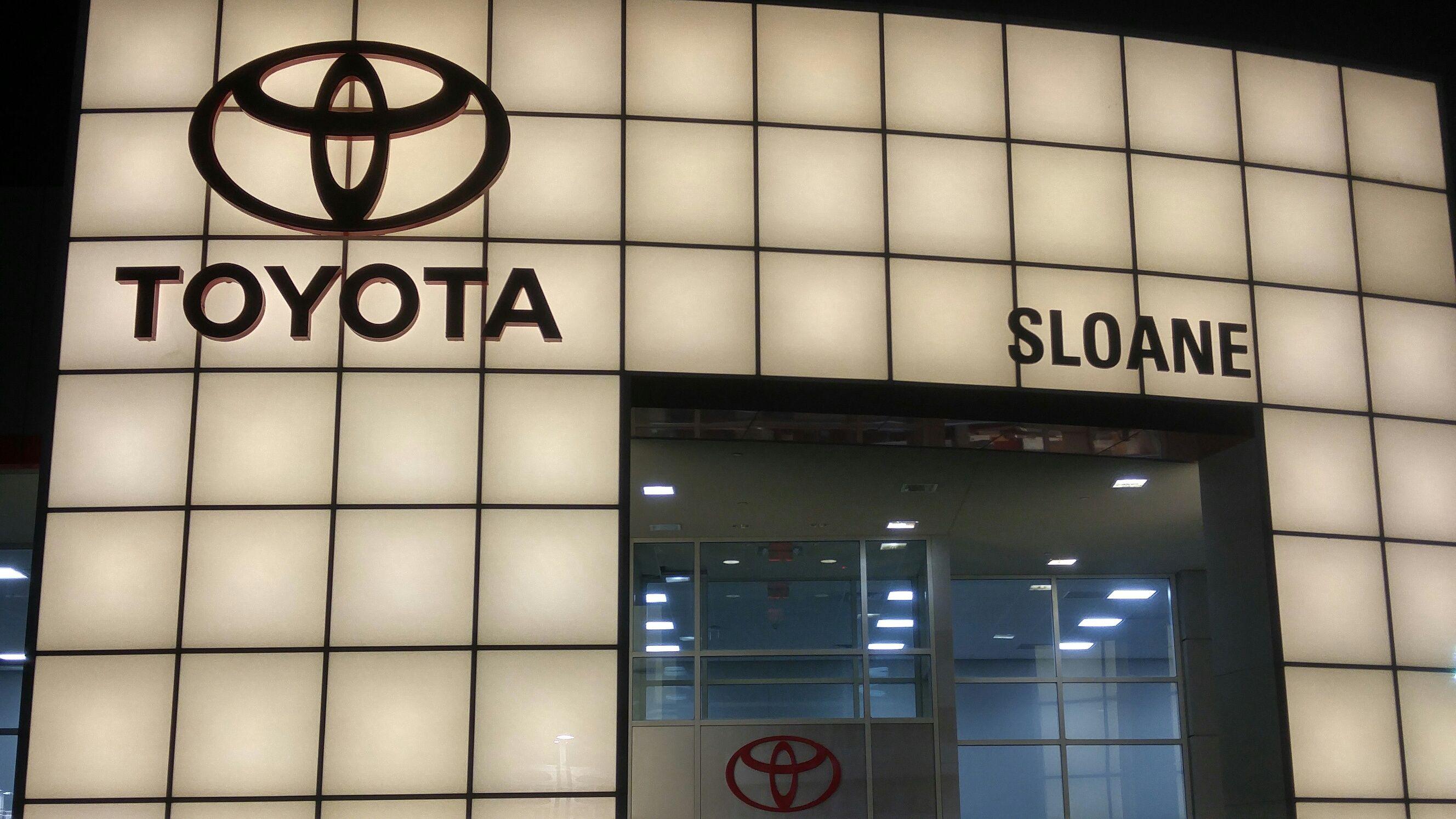 Sloane Toyota Of Philadelphia >> Sloane Toyota Of Philadelphia Formally Champion Toyota Located On