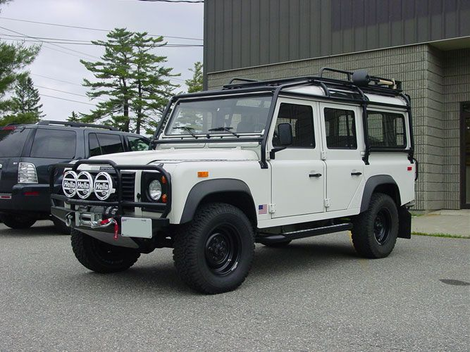 Land Rovers For Sale >> Rovers For Sale By Ecr Vehicle Pinterest Roof Rack Land