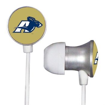 AudioSpice Auburn University Tigers Ignition Earbuds Microphone