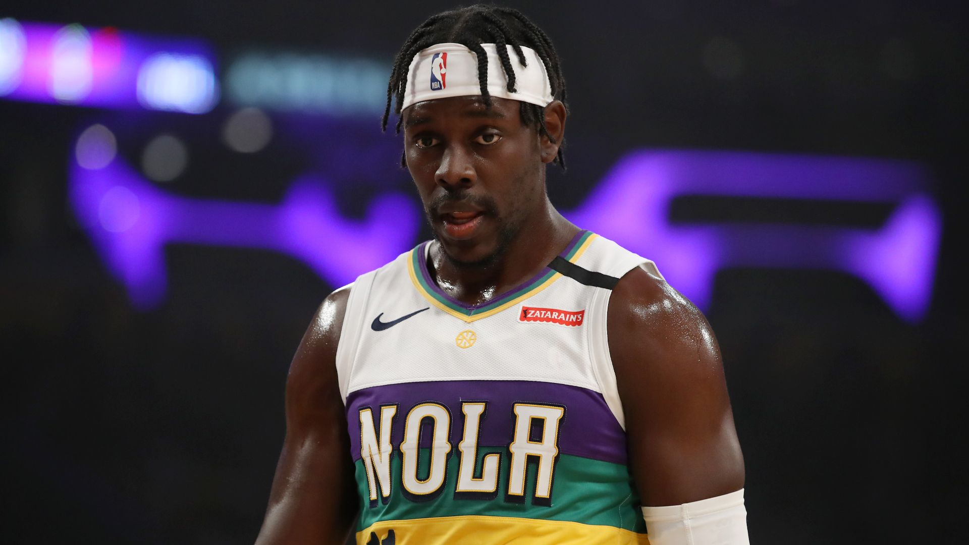 Pelicans Jrue Holiday donating remaining salary to start