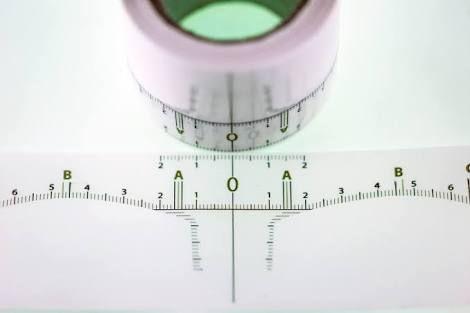 Risultati immagini per eyebrow measuring tools